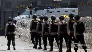 Kerusuhan di Mako Brimob, 5 Polisi dan 1 Tahanan Tewas