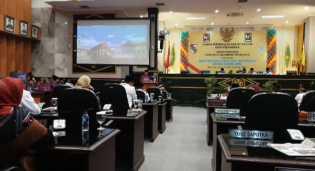 Dikabarkan ke Azerbaijan, Wali Kota Absen Rapat Paripurna HUT Pekanbaru ke 235