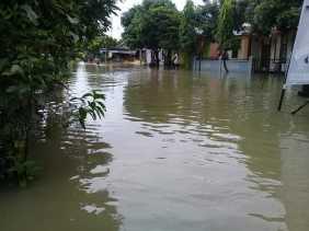 Curah Hujan Tinggi, Status Pekanbaru Siaga Darurat Banjir