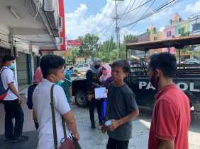 Dinsos Pekanbaru Jaring 6 Anak Jalanan
