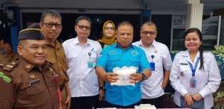 BNNP Riau Tangkap Dua Tersangka dan 4 Kilogram Shabu
