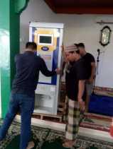 Kelurahan Industri Tenayan Siapkan ATM Beras Masyarakat tak Mampu