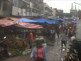 DPP Targekan Renovasi Pasar Agus Salim Rampung Akhir Tahun