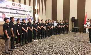 Tingkatkan Prestasi, M Jamil Rencanakan Penambahan Fasilitas Pendukung Taekwondo