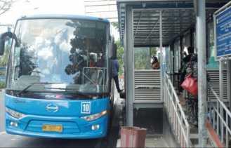 Subsidi Bus TMP Capai Rp26 Miliar Per Tahun