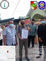 Satpol PP Pekanbaru Cek Izin Keramaian Resepsi Pernikahan di Beberapa Lokasi