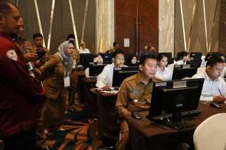 Walikota Beserta Rombongan Tinjau Pelaksanaan SKD CPNS di SKA Co Ex