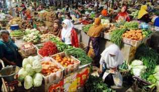 Pikirkan Nasib Pedagang, Dewan Saran Pemko Tunda Rencana Pasar Tradisional Dikelola Pihak Ketiga