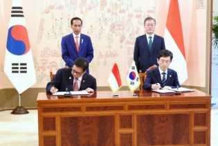 Presiden Korsel Berharap Hubungan Dengan Indonesia Kian Erat