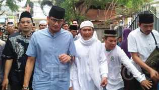 Sisa Masa Kampanye, Sandiaga Akan Fokus di Jawa Tengah