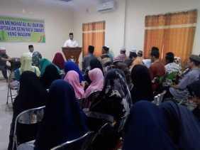 Ayat Cahyadi Buka Pembinaan Lomba Tahfizh Quran Tingkat SMP