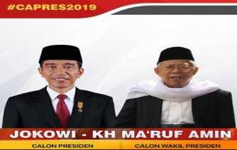 Timses Jokowi tak Puas dengan Elektabilitas Saat Ini
