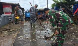 2.016 Personel TNI Diterjunkan Bantu Korban Tsunami