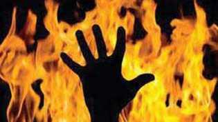 Bocah 10 Tahun Tewas Dibakar Ibu Kandung