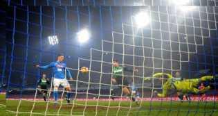 Napoli Melenggang Ke Perempat Final Piala Italia