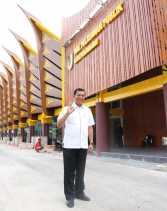 Wako Pekanbaru Raih Golden Award SIWO PWI Pusat