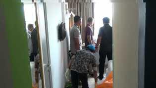 Kontraktor Proyek Fly Over Pekanbaru Ditemukan Tewas di Kamar Hotel