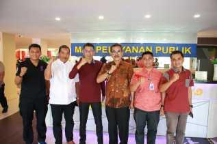 Pemkab Barru Kunjungi MPP Pekanbaru