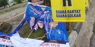 Ini Kronologi Penangkapan Terduga Perusak Atribut Demokrat di Pekanbaru