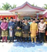 Sekdaprov Riau Kukuhkan Ketua LAKTA