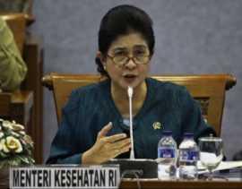 Pemerintah Pastikan Stok Obat Korban Tsunami Mencukupi