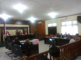 Sidang Korupsi RTH, PPK Buka Suara, Sebut Pembangunan Tugu Integritas Atas Permintaan Kadis PU dan I