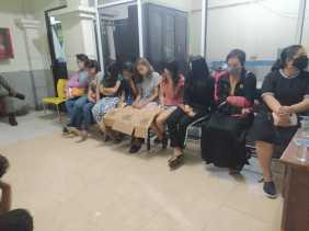 Razia Hotel Melati, Satpol PP Amankan Belasan Orang
