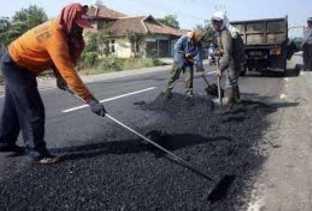 Pemko Pekanbaru Anggarkan Rp12 Miliar Untuk Perbaikan Jalan