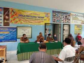 Tim Verifikasi KKS 2020 Riau Lakukan Penilaian di Tangkerang Labuai
