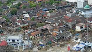 Penanganan Bencana Tsunami, Mendagri Tjahjo Kumolo Temui Gubernur Banten