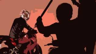 Modus Jadi Polisi, MM dan EA Rampas Sepeda Motor