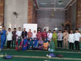 Diskop Sosialisasi Koperasi Syariah Ditujuh Kecamatan