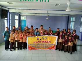 Pesta Siaga Riau, Kwarcab Pramuka Pekanbaru Utus Dua Barung