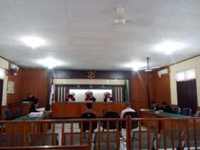 Korupsi Gedung Fisipol UR, Dosen dan Kontraktor Dituntut 3 Tahun Penjara