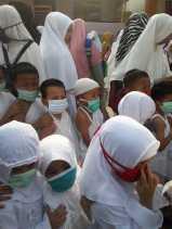 Diskes Sudah Bagikan 200 Ribu Masker Pada Masyarakat