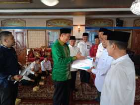 Walikota Pekanbaru Lantik Pengurus Koperasi Syariah