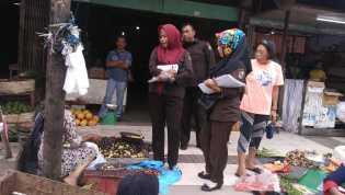 Deadline Satu Minggu,  DPP Pekanbaru Minta PKL Pasar Kodim Segera Daftarkan Diri
