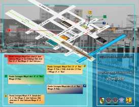 Urai Kemacetan, Dishub Rekayasa Lalin di Seputaran Jembatan Siak IV
