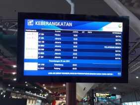 Bandara Lengang, Porter Andalkan Penerbangan Internasional