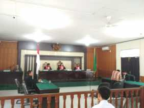 Dugaan Korupsi Dana UED-SP, Mantan Kades di Bengkalis Dituntut 7 Tahun