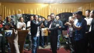 Fiora Helmi Sosialisasi Program Smart City Madani