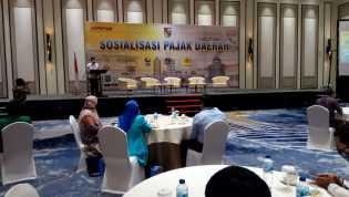 Walikota Pekanbaru Buka Sosialisasi Pajak Daerah