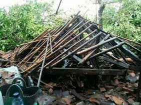Warga Kabupaten Majene Panik dan Berhamburan Keluar Rumah