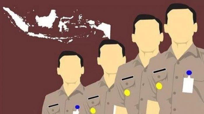 Revisi PP 35 dan 38 Rampung, Gaji 13 ASN, TNI dan Polri Segera Cair
