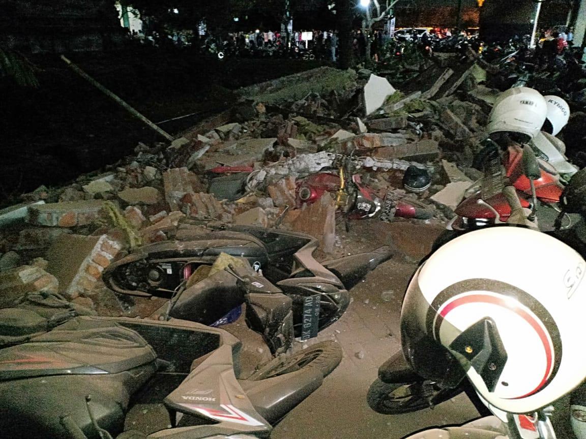 FPI Pekanbaru Menuju Lombok Bantu Korban Gempa