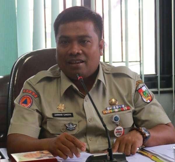Hingga Juni 53 Kasus Kebakaran Lahan Terjadi di Pekanbaru