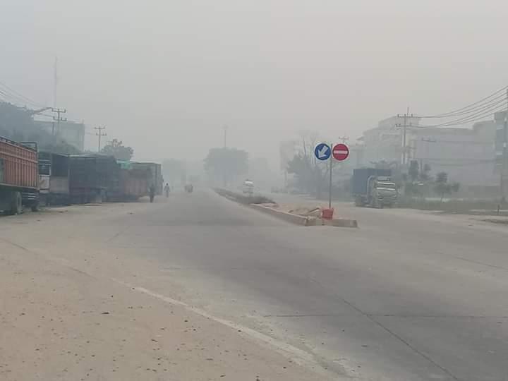 Darurat Pencemaran Udara, Sekolah Libur Hingga 30 September