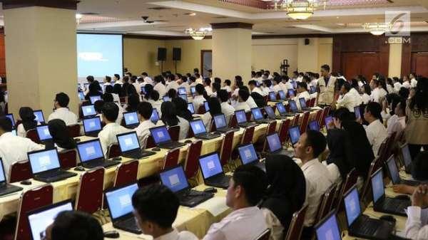 Jadwal SKD CPNS Pemko Pekanbaru Dilaksanakan Awal November
