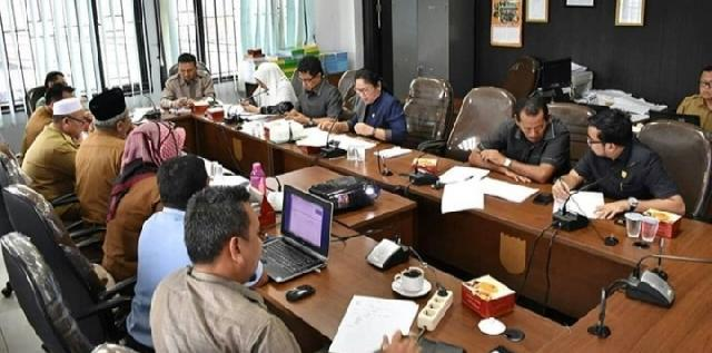 RDP Komisi III-Dispora, Dewan Minta Maksimalkan Anggaran Pusat