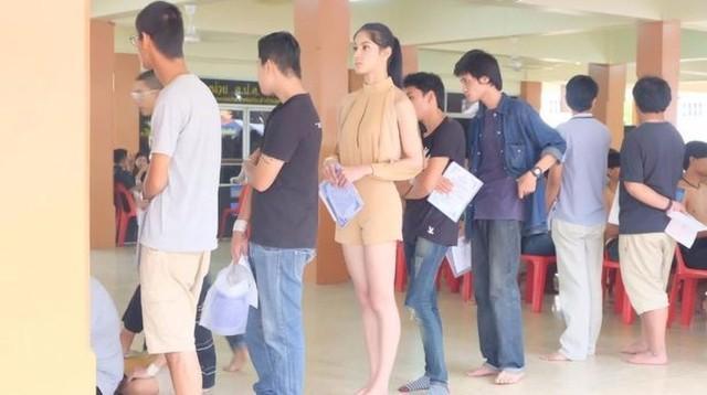 Duh, Transgender Thailand daftar Wamil!